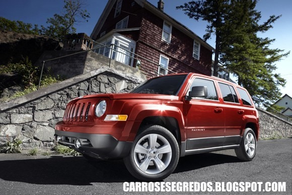 Jeep Patriot 2011-2