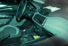Flagra revela o interior do Novo Chevrolet Onix