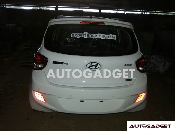 Novo Hyundai Grand i10 é flagrado antes do lançamento oficial
