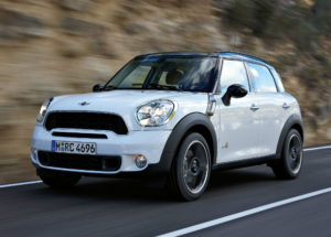 Mini lança Cooper S Countryman Exclusive por R$ 124.950